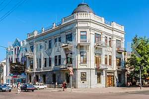 "Сherkassy. The only museum in the world one book - ""Kobzar"" Taras Shevchenko"