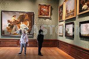 The Hague: Royal Gallery Mauritshuis
