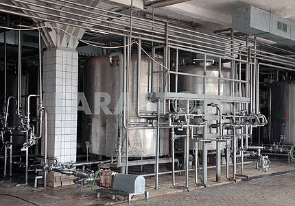 Dairy food-processing industry