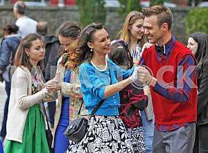 Парад Стиляг в Киеве