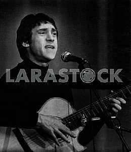 Singer Vladimir Vysotsky
