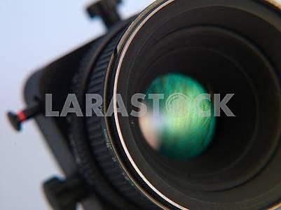 lens of the camera _98