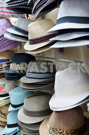 Hats showcase