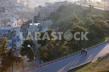 Amman is the main city of Jordan
