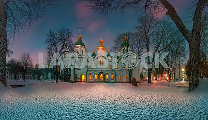 Winter in Sofia