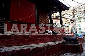Residents of Nepal, Kathmandu