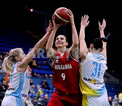 Belotserkovskaya Arina, Jacqueline Dencheva Zlatonova