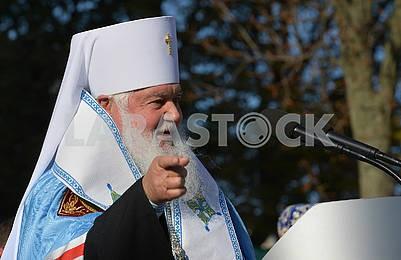 Macarius in Sofia Square
