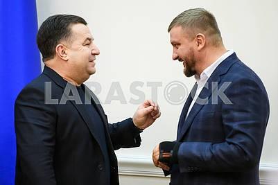 Stepan Poltorak, Pavel Petrenko
