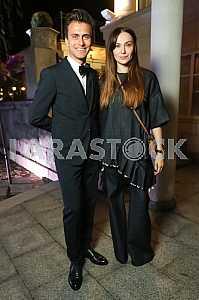 "Alexander and Olga Skichko bishop on the 10th anniversary of the magazine ""Focus"""
