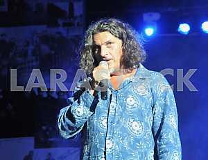 Singer Andrey Kuzmenko