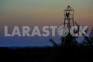 Patrol tower