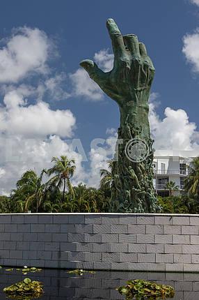 Holocaust Memorial in Miami