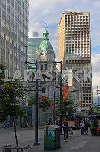 Shopping Centre, Vancouver, Canada