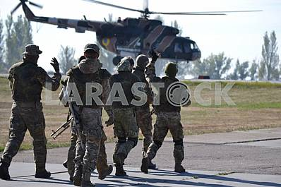 Special Forces fulfills landing