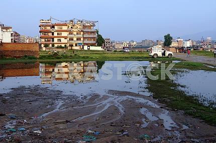 Nepal . Katmandu