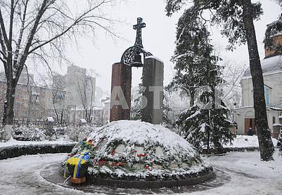 "Memorial mound ""Heroes of Chernobyl"""