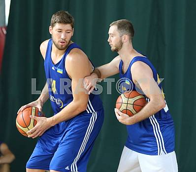 Ukrainian team basketball