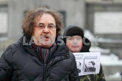 Human rights defender Vladimir Chemerys
