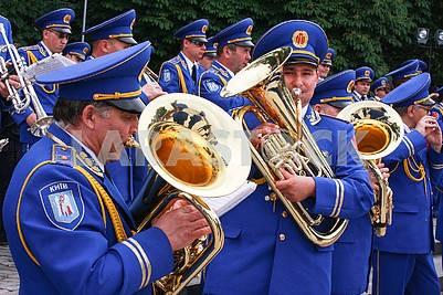 Kyiv municipal orchestra